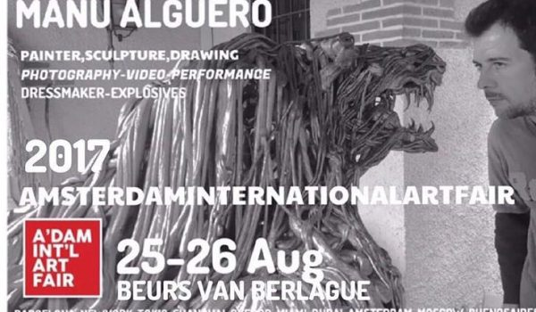 Exposition in Amsterdam