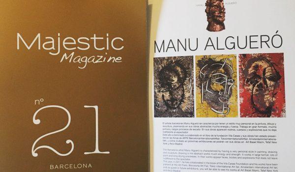 Magazine hotel Majestic